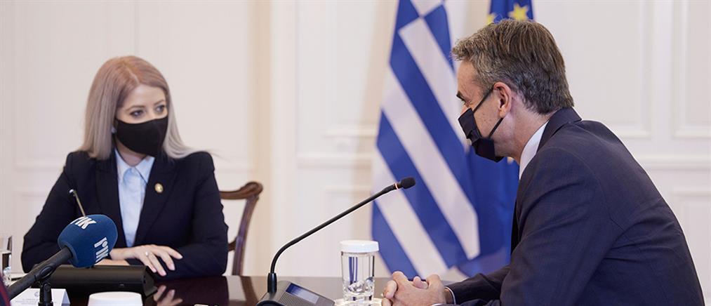 Ανατολική Μεσόγειος - Μητσοτάκης: Ελλάδα και Κύπρος συντονισμένες απέναντι στις προκλήσεις