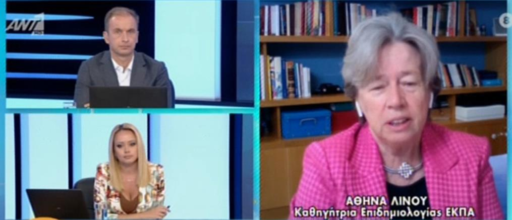 Λινού για κορονοϊό: τα μέτρα που ανακοινώθηκαν μπορεί να φέρουν έξαρση κρουσμάτων