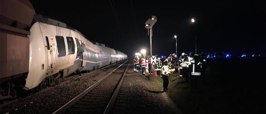Σύγκρουση τρένων στη Γερμανία