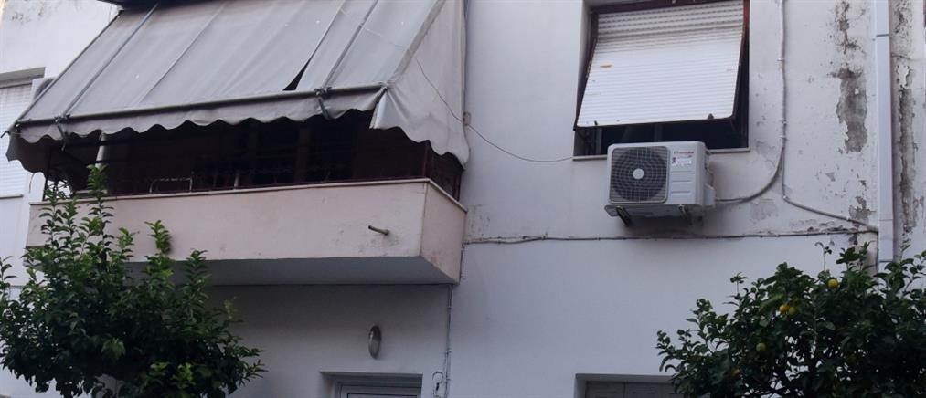 Νεκρός σε φλεγόμενο διαμέρισμα στο κέντρο της Αθήνας