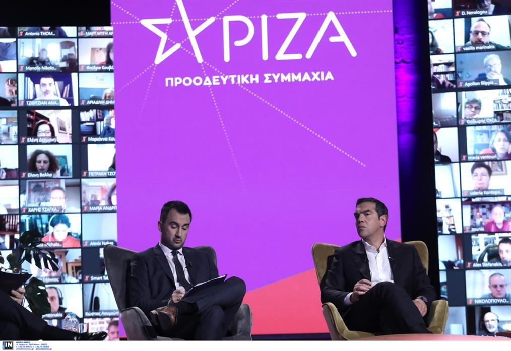 ΣΥΡΙΖΑ -  ΕΠΑΝΕΚΚΙΝΗΣΗ ΟΙΚΟΝΟΜΙΑΣ