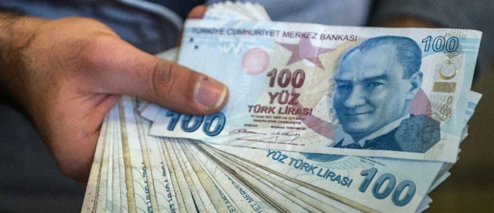 """""""Διαταγή"""" Ερντογάν: ενοίκια και πώληση ακινήτων μόνο σε λίρες"""