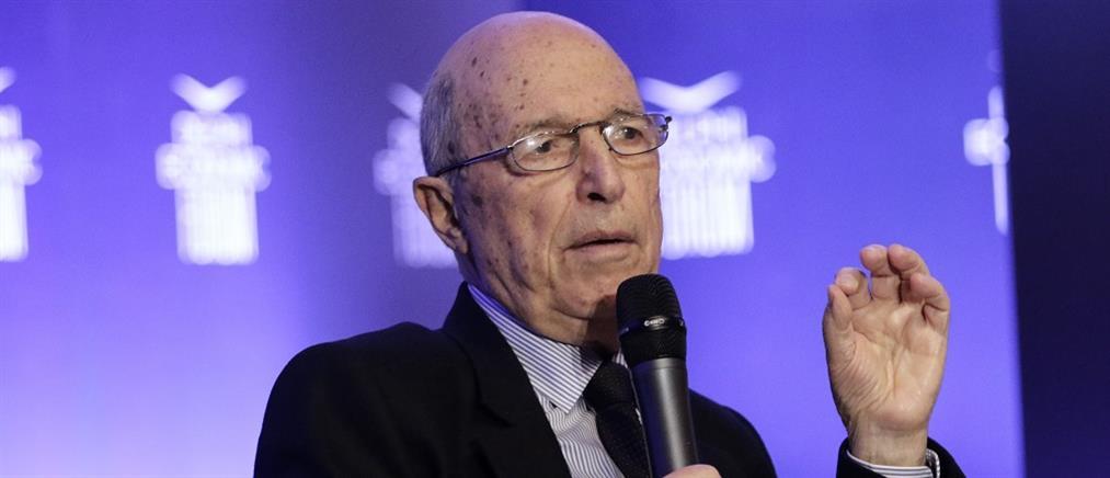 Σημίτης: πρέπει να υπάρχει προληπτικό πρόγραμμα στήριξης για την Ελλάδα