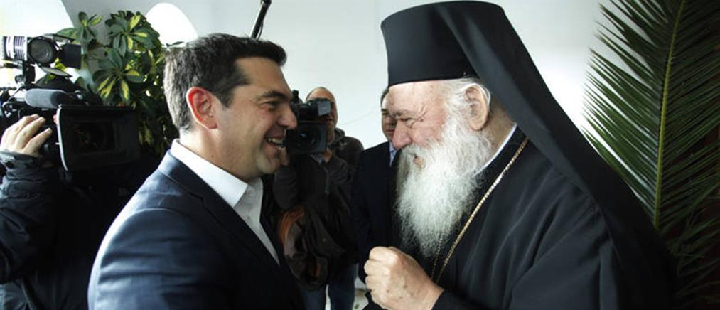 """""""Ιερός πόλεμος"""" για την συμφωνία Τσίπρα – Ιερώνυμου"""