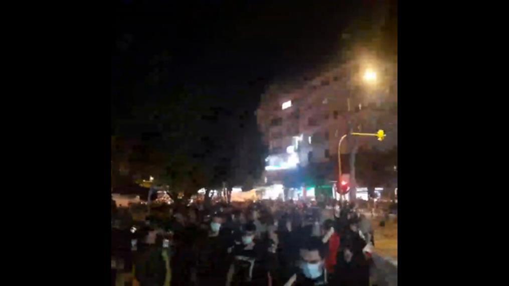 Θεσσαλονίκη: Πορεία για τους πρόσφυγες στη Μόρια