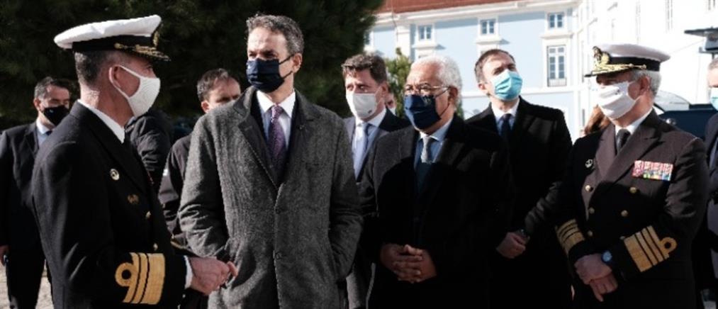 Μητσοτάκης: η ΕΕ να κάνει περισσότερα για την φύλαξη των συνόρων μας