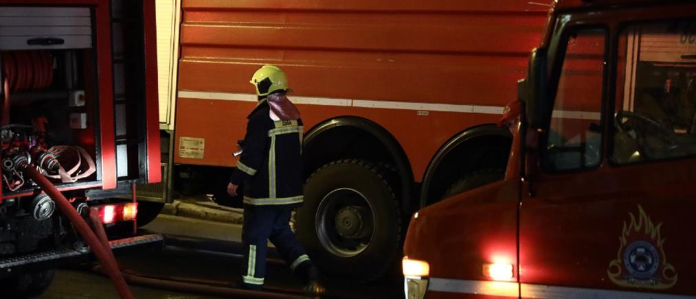 Χανιά: πτώση αυτοκινήτου από μεγάλο ύψος