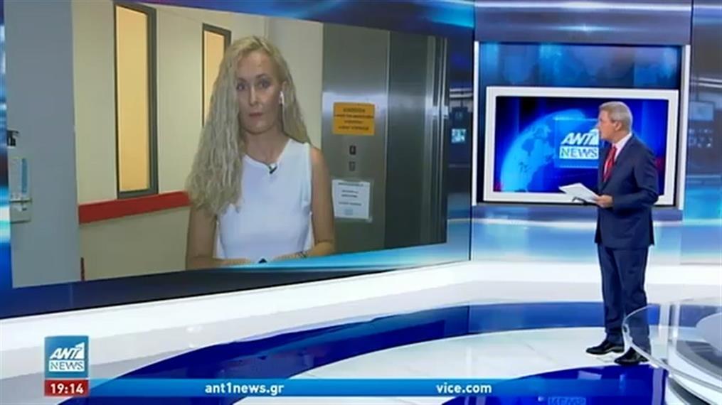 Νέα έρευνα: Ο κορονοϊός καραδοκεί μέσα σε ασανσέρ