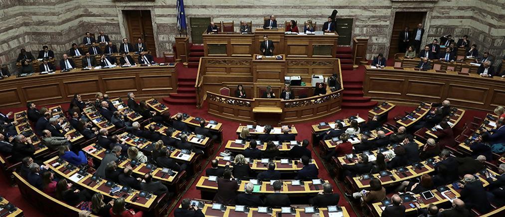 Κορονοϊός: Έγιναν 1020 τεστ στη Βουλή