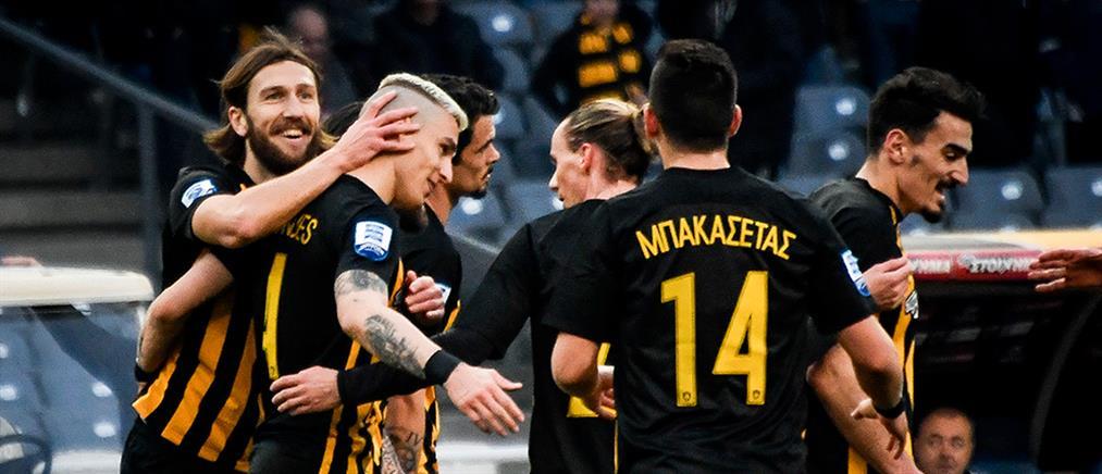 Η ΑΕΚ ζήτησε από τον Βασιλειάδη, την διακοπή του πρωταθλήματος!