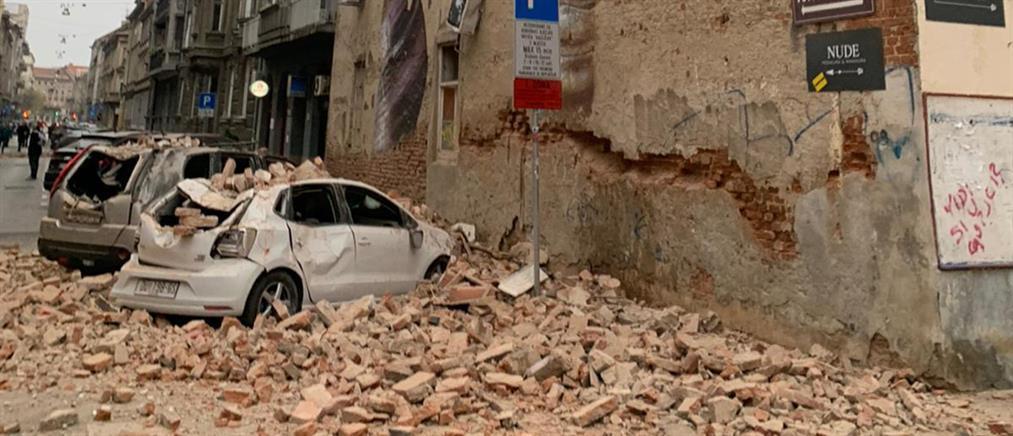 Ζάγκρεμπ: ο μεγαλύτερος σεισμός εδώ και 140 χρόνια