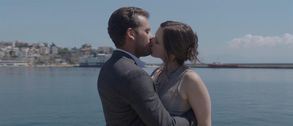 """""""Ήλιος"""": Το φιλί που θα αναστατώσει Φίλιππο και Λήδα (εικόνες)"""