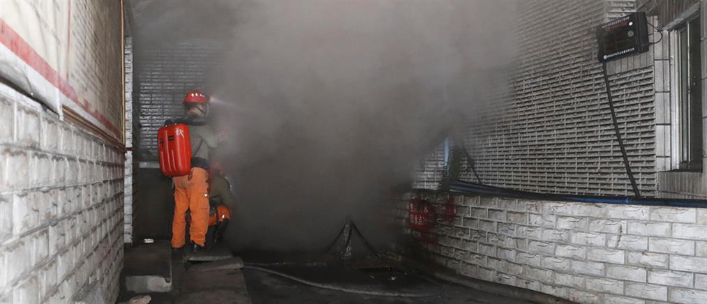 Κίνα: δεκάδες νεκροί από διαρροή αερίου