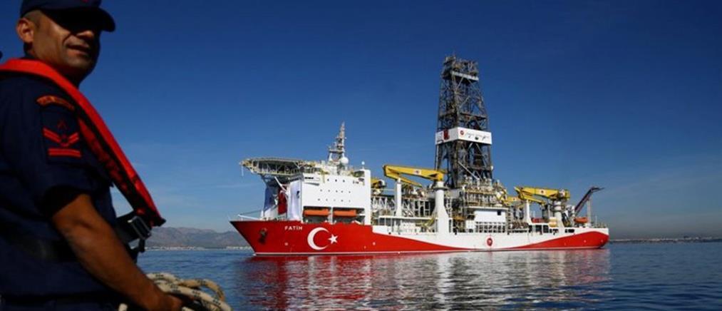 """""""Όπλισε"""" νομικά η Λευκωσία εναντίον της τουρκικής γεώτρησης στην ΑΟΖ"""