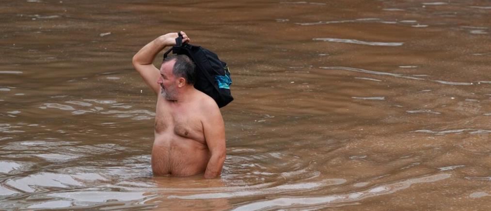 """""""Μπάλλος"""" - Ζερεφός: Την Πέμπτη έβρεξε όσο το 1/3 της χρονιάς"""