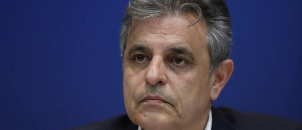 Παραιτήθηκε ο Γενικός Γραμματέας Πολιτικής Προστασίας