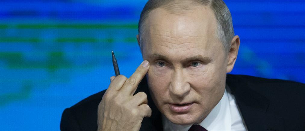 """Πούτιν: στο """"στόχαστρο"""" οι ΗΠΑ εάν εγκαταστήσουν πυραύλους στην Ευρώπη"""