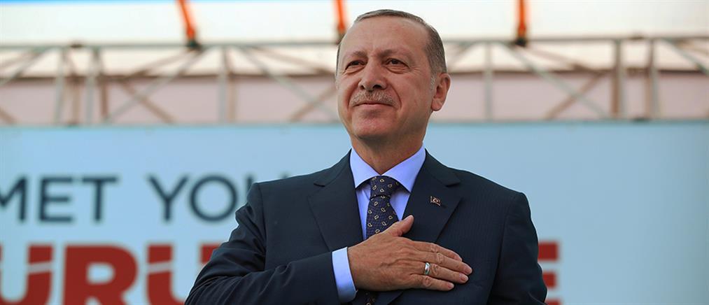 """Χαμηλή… """"πτήση"""" του Ερντογάν στις δημοσκοπήσεις"""