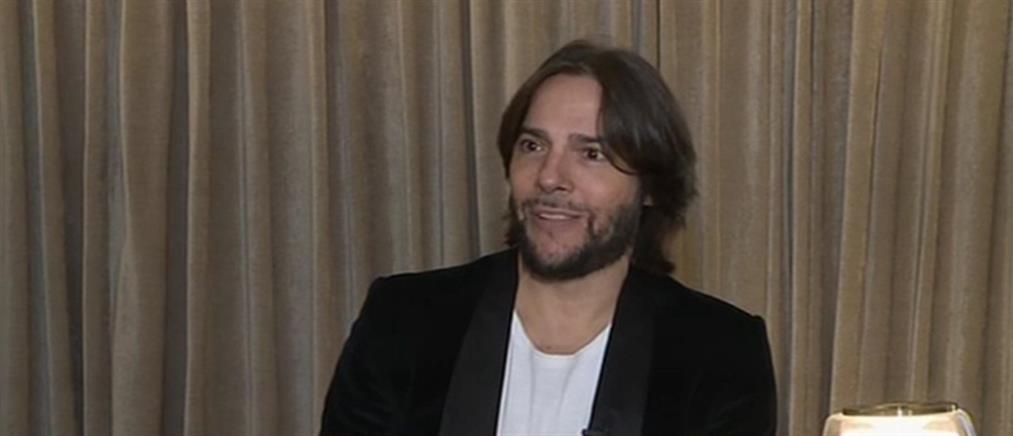 "O Xοακίν Κορτέζ στον ΑΝΤ1 για την Ελλάδα και τον... ""χορό της ψυχής"" του (βίντεο)"