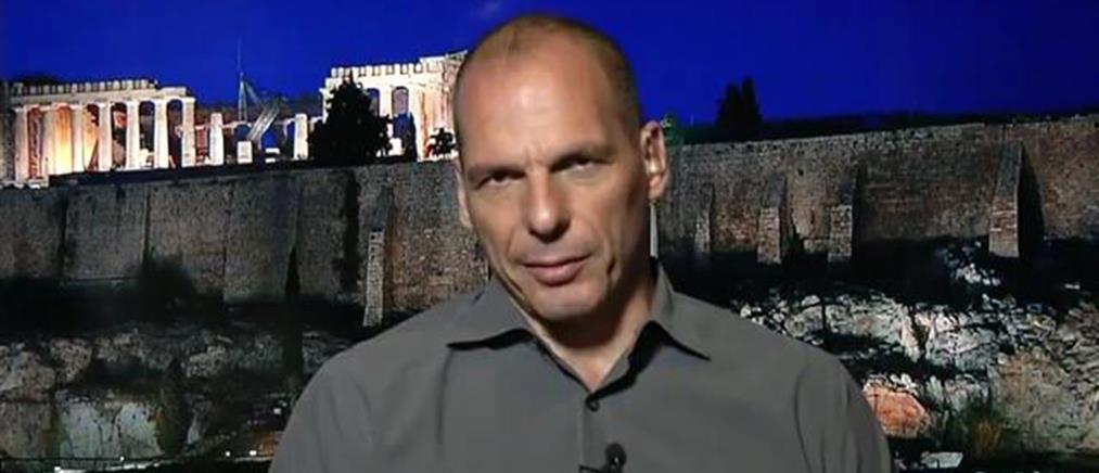 """Βαρουφάκης: Είχαμε """"Plan Β""""… αλλά δεν ήταν το Grexit"""