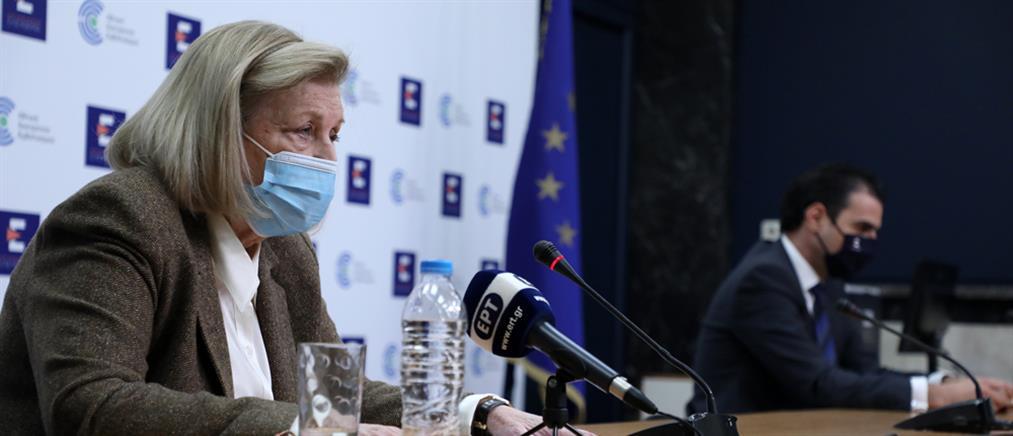 Θεοδωρίδου - Θεμιστοκλέους για τα εμβόλια και τις μεταλλάξεις κορονοϊού (βίντεο)