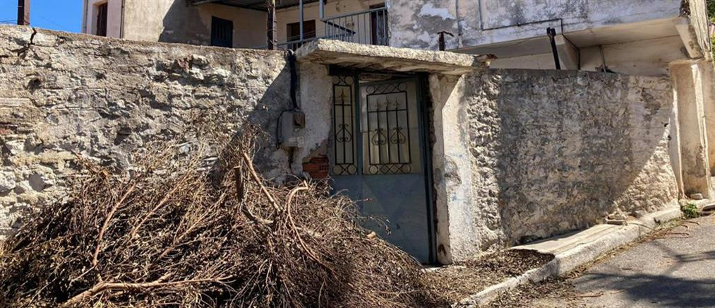 Μεσσηνία: Πτώμα γυναίκας βρέθηκε κάτω από το τσιμέντο (εικόνες)