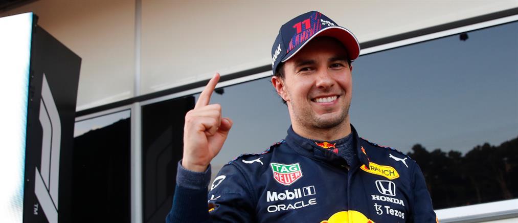 Formula 1: Ο Σέρχιο Πέρες νικητής στο Αζερμπαϊτζάν