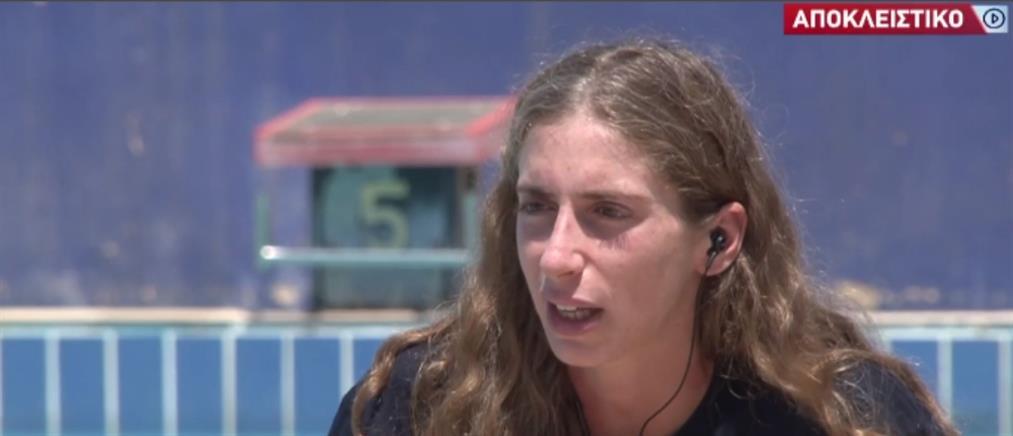 Χανιά : Η Άννα Ντουντουνάκη στον ΑΝΤ1 (βίντεο)