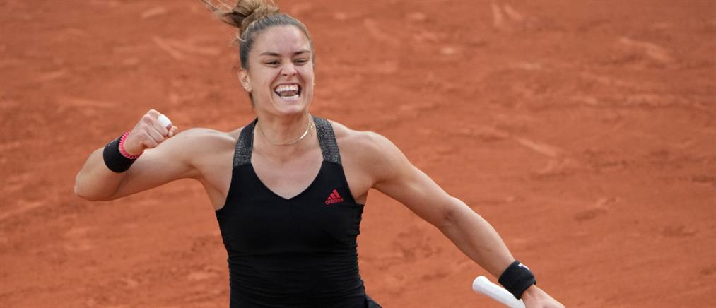 Roland Garros - Σάκκαρη: επόμενη αντίπαλος η κάτοχος του τροπαίου