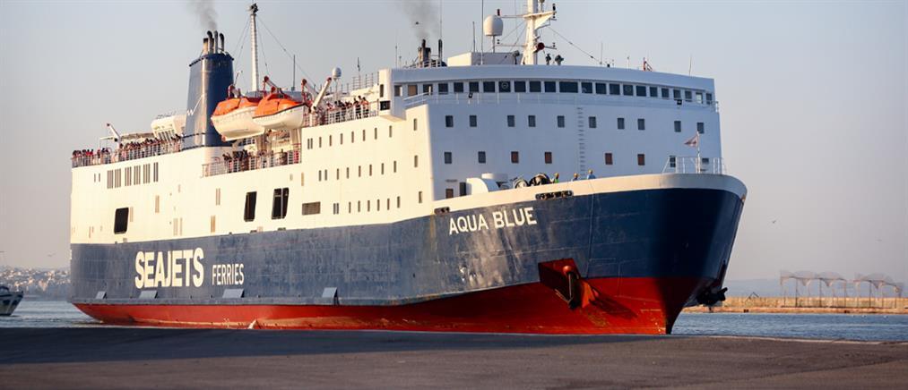 Ταλαιπωρία για επιβάτες πλοίου μετά από μηχανική βλάβη