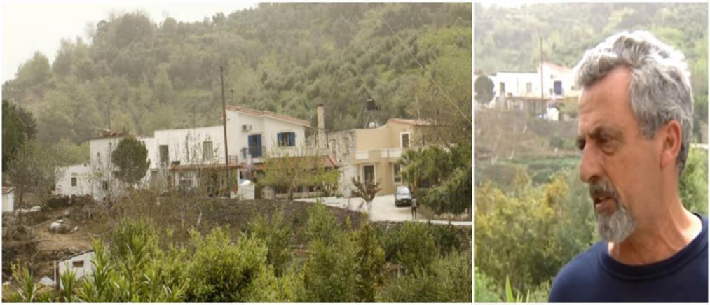 Φαράτσι: Το χωριό της Κρήτης με τον ...έναν κάτοικο! (βίντεο)