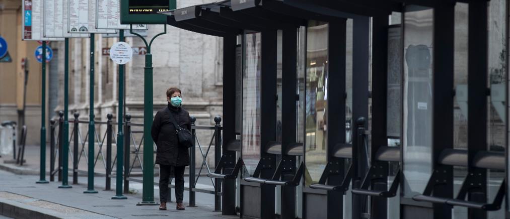 Κορονοϊός: αυξήθηκε και πάλι ο ημερήσιος αριθμός των νεκρών στην Ιταλία