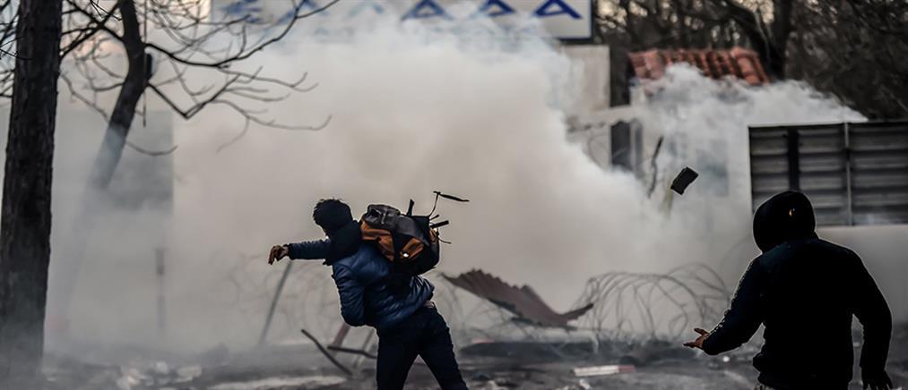 Έβρος: Νέα επεισόδια στις Καστανιές (βίντεο)