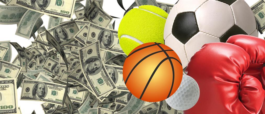 Forbes: Οι 10 πιο πλούσιοι αθλητές στον κόσμο