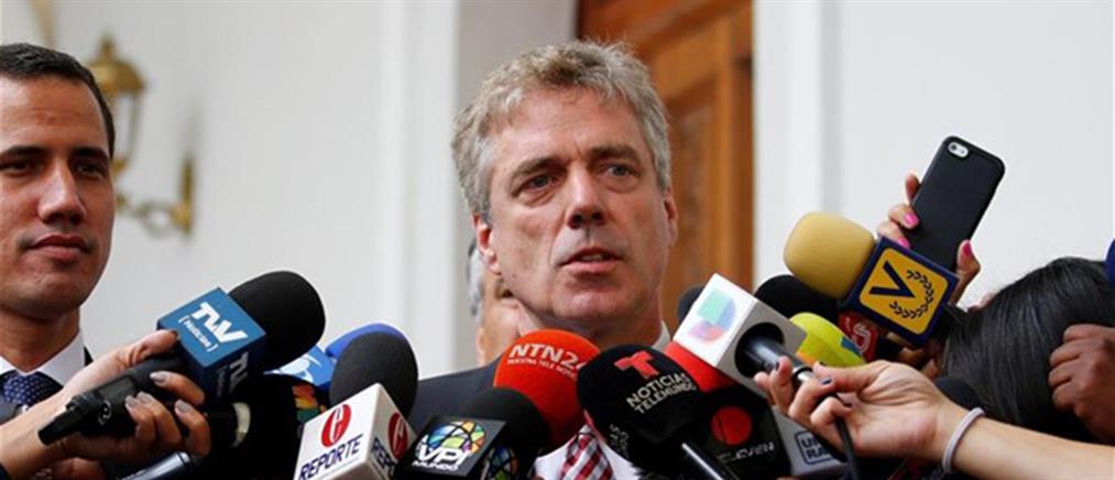 Βενεζουέλα: ο Μαδούρο απέλασε τον Γερμανό πρέσβη