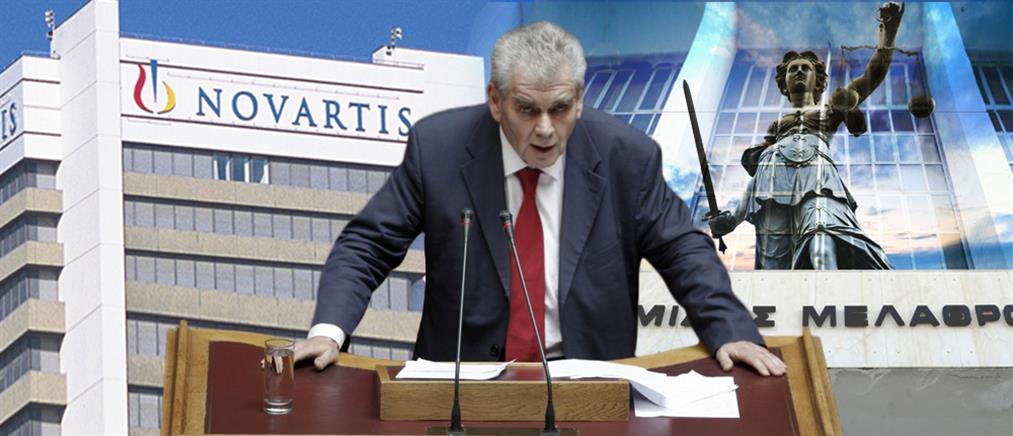 Παπαγγελόπουλος κατά Στουρνάρα μέσω... Μανιαδάκη για την Νοvartis