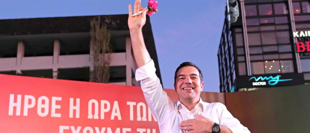 Τσίπρας: ο λαός θα δώσει απάντηση στο ψέμα και την απάτη