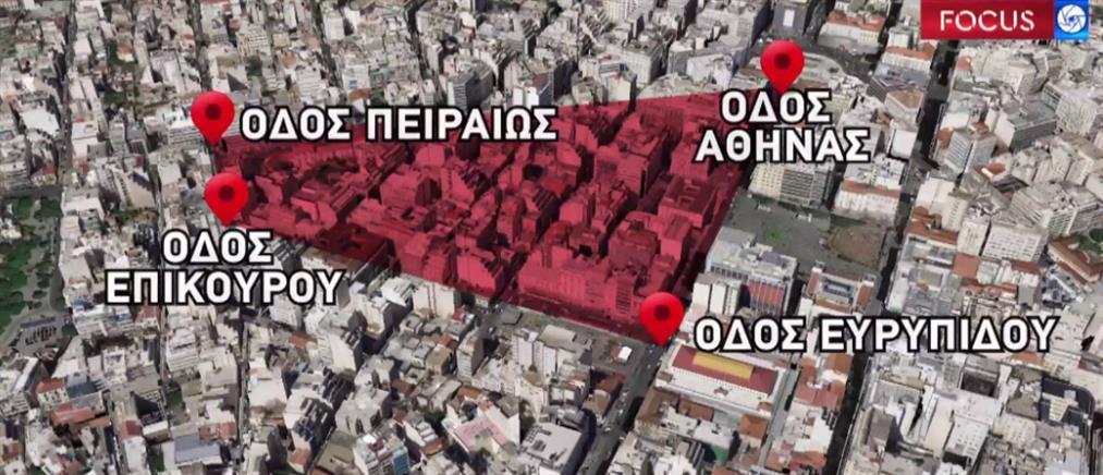 """Οι συμμορίες της Αθήνας """"μάχονται"""" για τα ναρκωτικά και το λαθρεμπόριο καπνού (βίντεο)"""