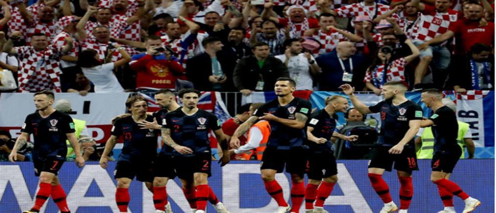 Συγκλονίζουν οι παίκτες της Κροατίας: η χώρα μας διοικείται από εγκληματική οργάνωση
