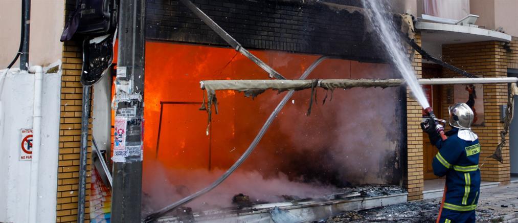 Νεκρή γυναίκα από φωτιά στο σπίτι της