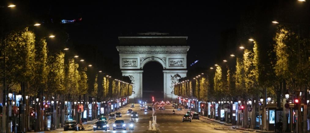 Κορονοϊός: Το lockdown στο Παρίσι μέσα από εικόνες