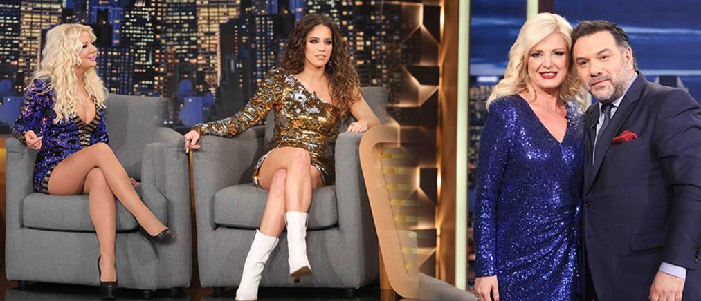 """""""Γυναικεία… υπόθεση"""" απόψε το """"The 2Night Show"""" (εικόνες)"""