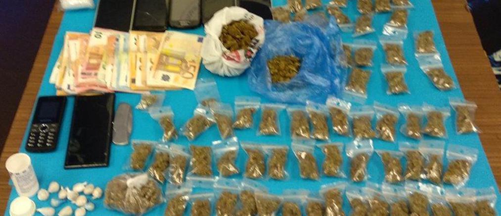 """Εξάρχεια: νέα επιχείρηση-""""σκούπα"""" από την Αστυνομία για ναρκωτικά"""