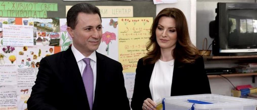 «Χέρι-χέρι» Γκρούεφσκι και Ιβάνοφ στις εκλογές της ΠΓΔΜ