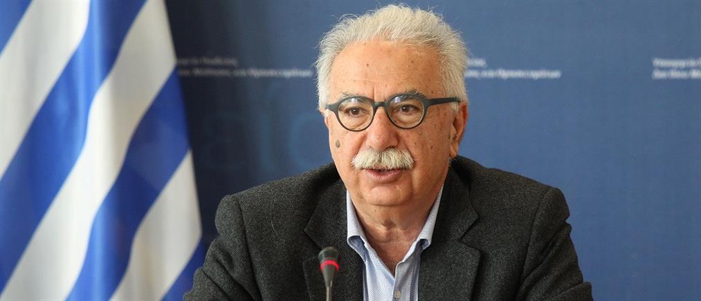 Γαβρόγλου: μέχρι τις 15 Μαρτίου θα έχει ανακοινωθεί ο αριθμός εισακτέων
