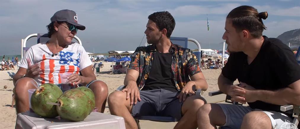 Carlos Kaiser: Ο σπουδαιότερος ποδοσφαιριστής που... δεν κλώτσησε ποτέ τη μπάλα! (βίντεο)