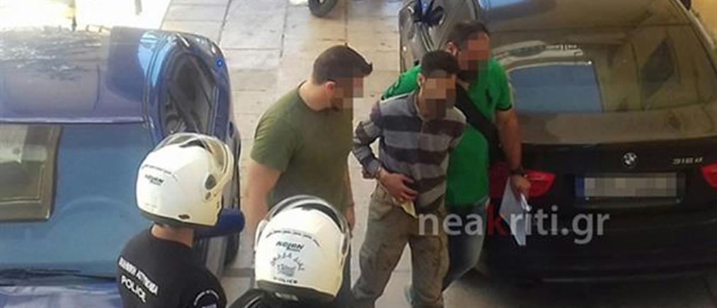 Προφυλακίστηκε ο ένοπλος που εισέβαλε στον ΟΚΑΝΑ Χανίων