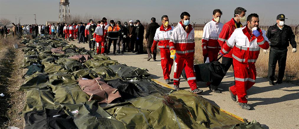 Συντριβή Boeing στο Ιράν: Στα μαύρα κουτιά αναζητούνται οι απαντήσεις (εικόνες)
