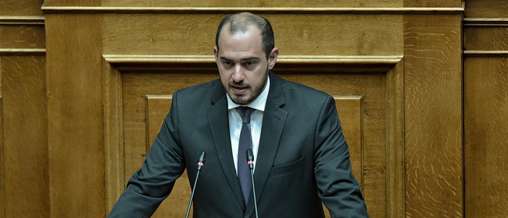 Γιώργος Κώτσηρας: ο νέος υφυπουργός Δικαιοσύνης