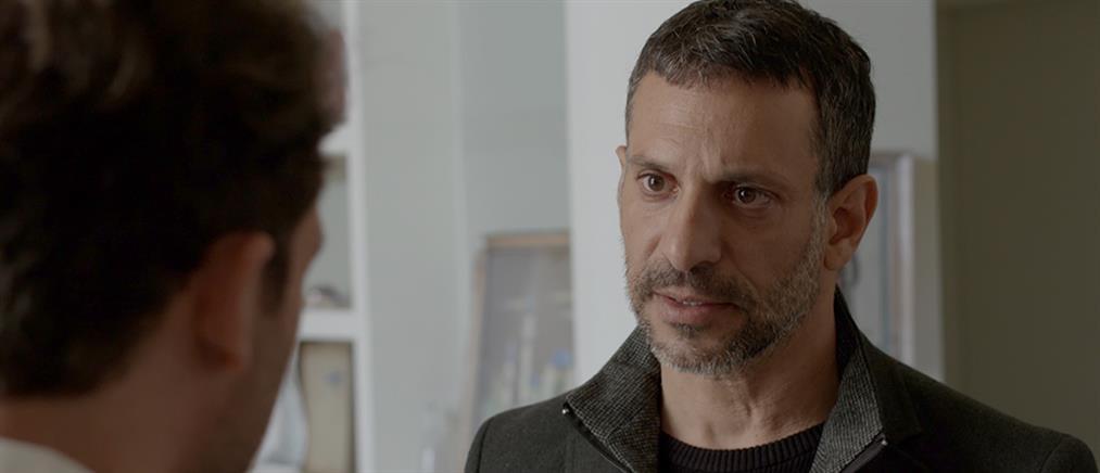 """""""Ήλιος"""": Ο Γιώργος Χρανιώτης στον ρόλο του αστυνόμου (εικόνες)"""
